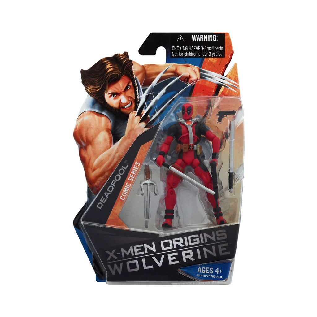 X-Men Origins: Wolverine Deadpool (Comic Series)
