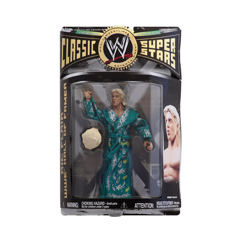 Classic WWE Superstars Series 20 Ric Flair WWE Hall of Famer