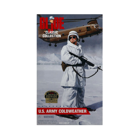 G.I. Joe Classic Collection U.S. Army Coldweather (Caucasian)