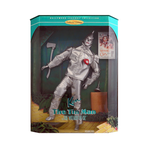 Hollywood Legends Collection Ken as the Tin Man in the Wizard of Oz