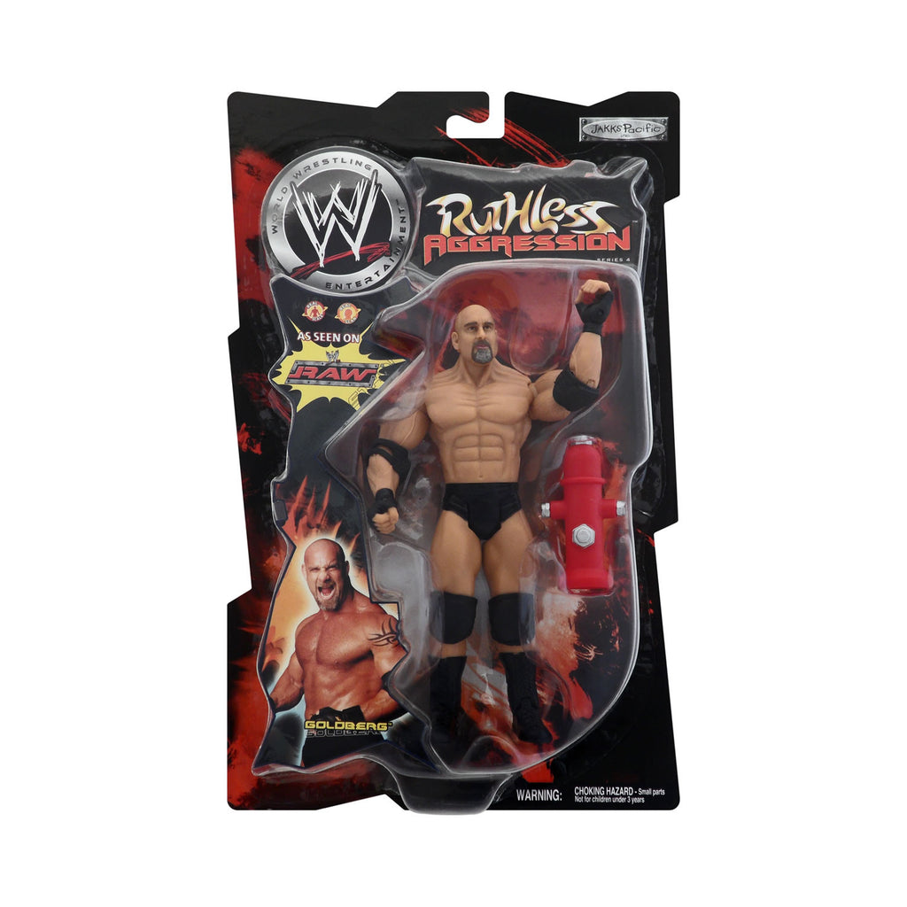 WWE Ruthless Aggression Series 4 Goldberg