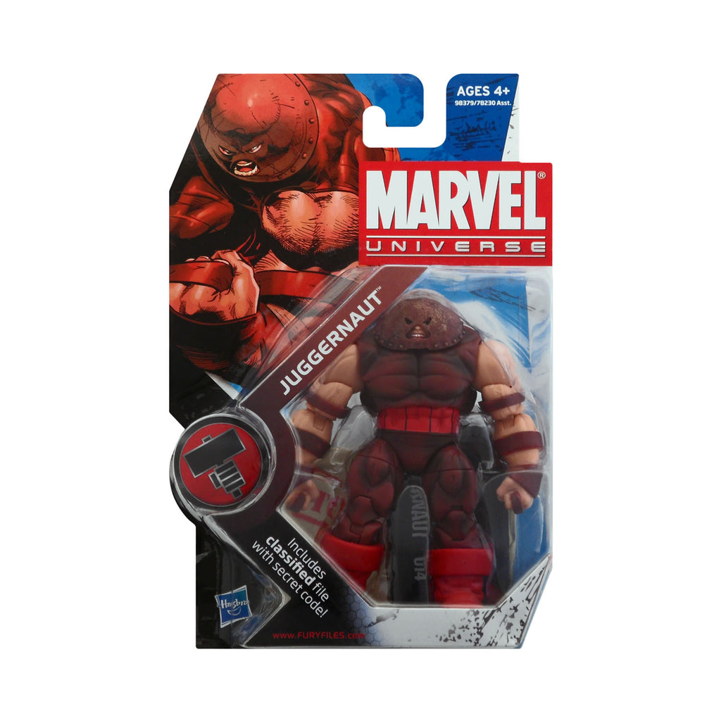 Marvel Universe Series 2 Figure 14 Juggernaut