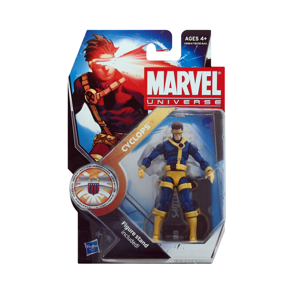 Marvel Universe Series 3 Figure 10 Cyclops