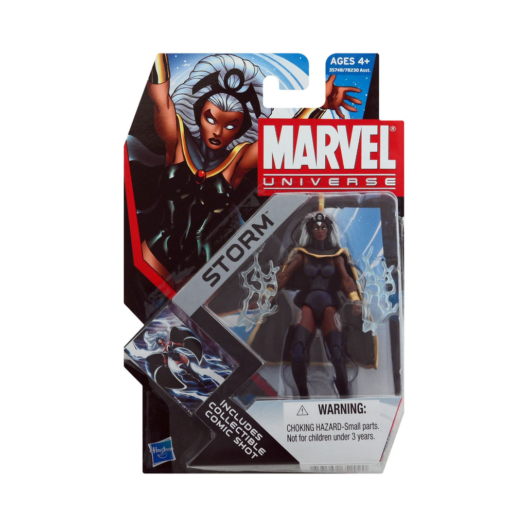 Marvel Universe Series 4 Figure 3 Storm