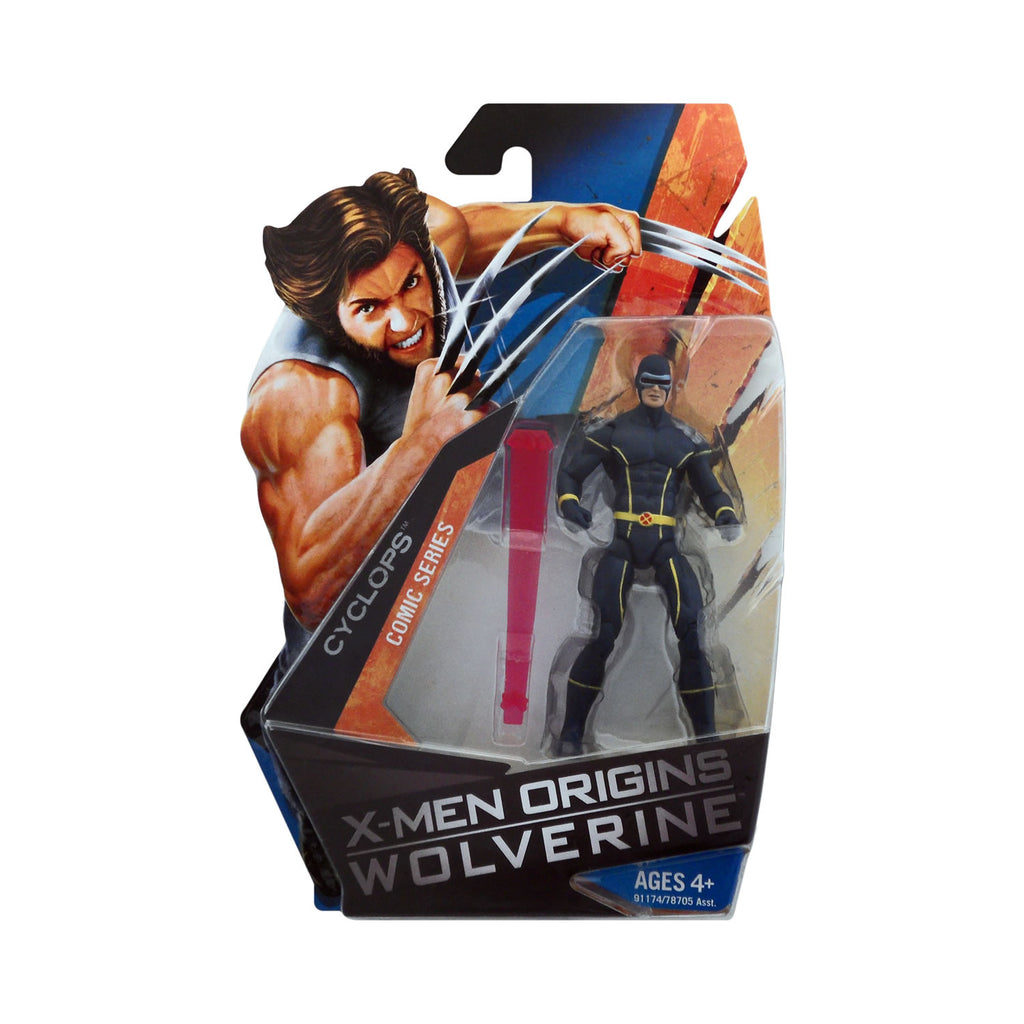X-Men Origins: Wolverine Cyclops (Comic Series)
