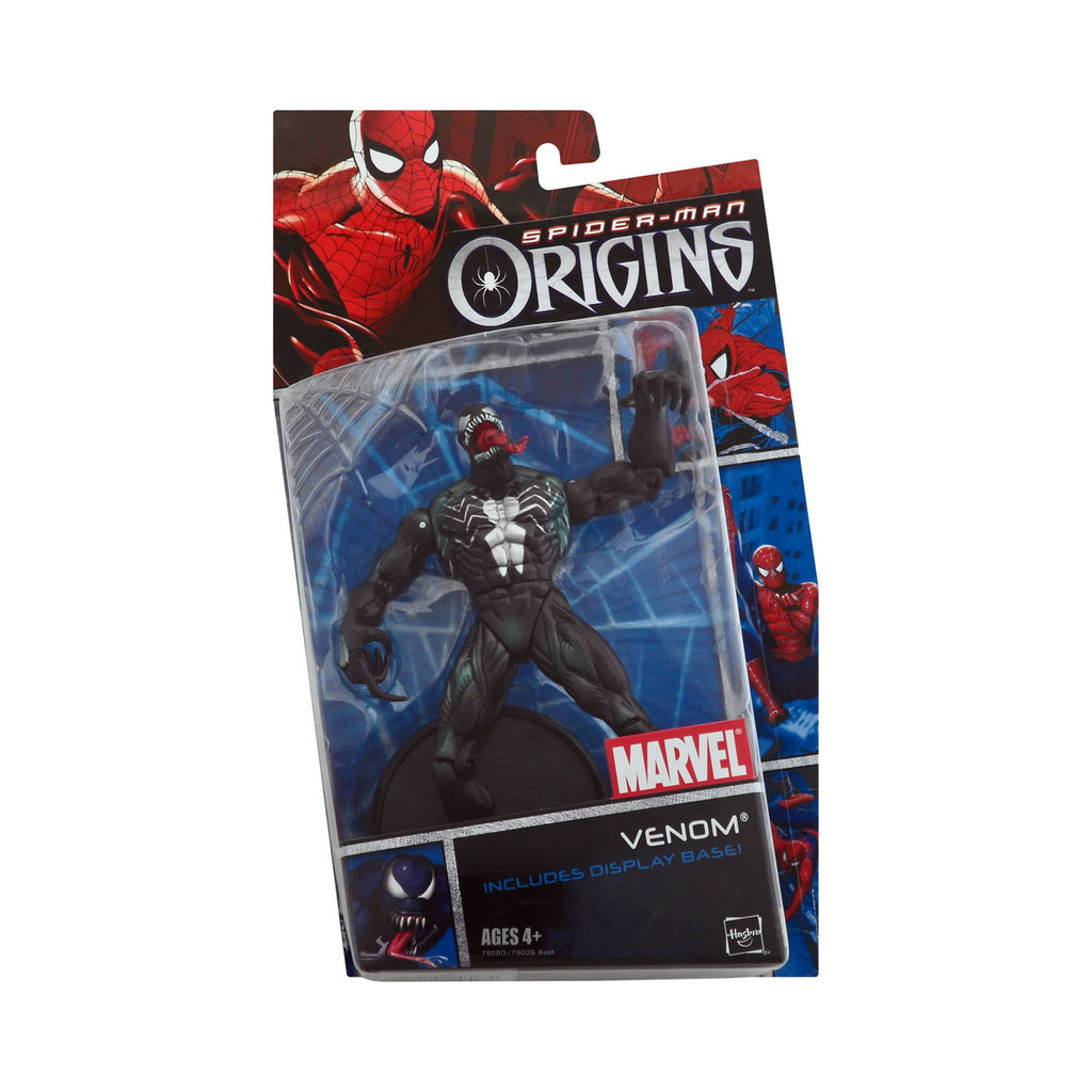 Spider-Man Origins Venom