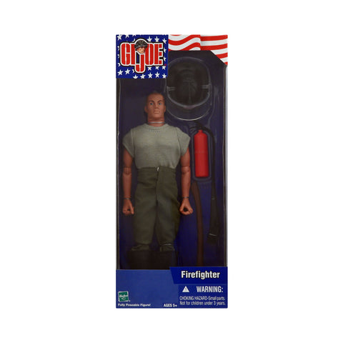 G.I. Joe Firefighter