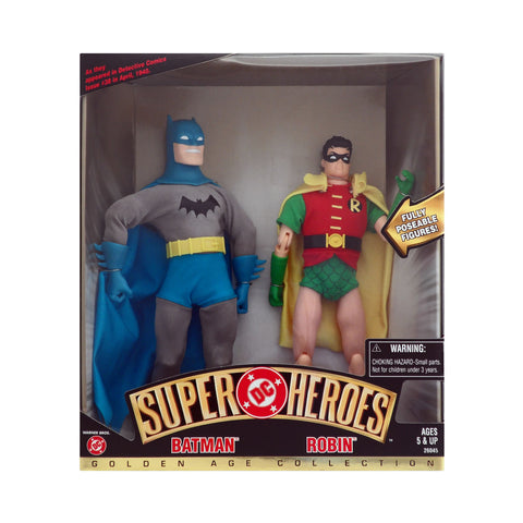 DC Superheroes Golden Age Collection Batman and Robin