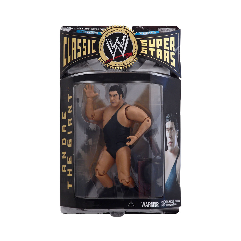 Classic WWE Superstars Series 6 Andre the Giant