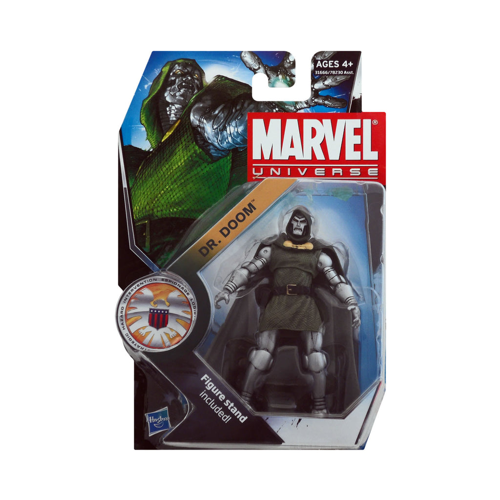 Marvel Universe Series 3 Figure 15 Dr. Doom