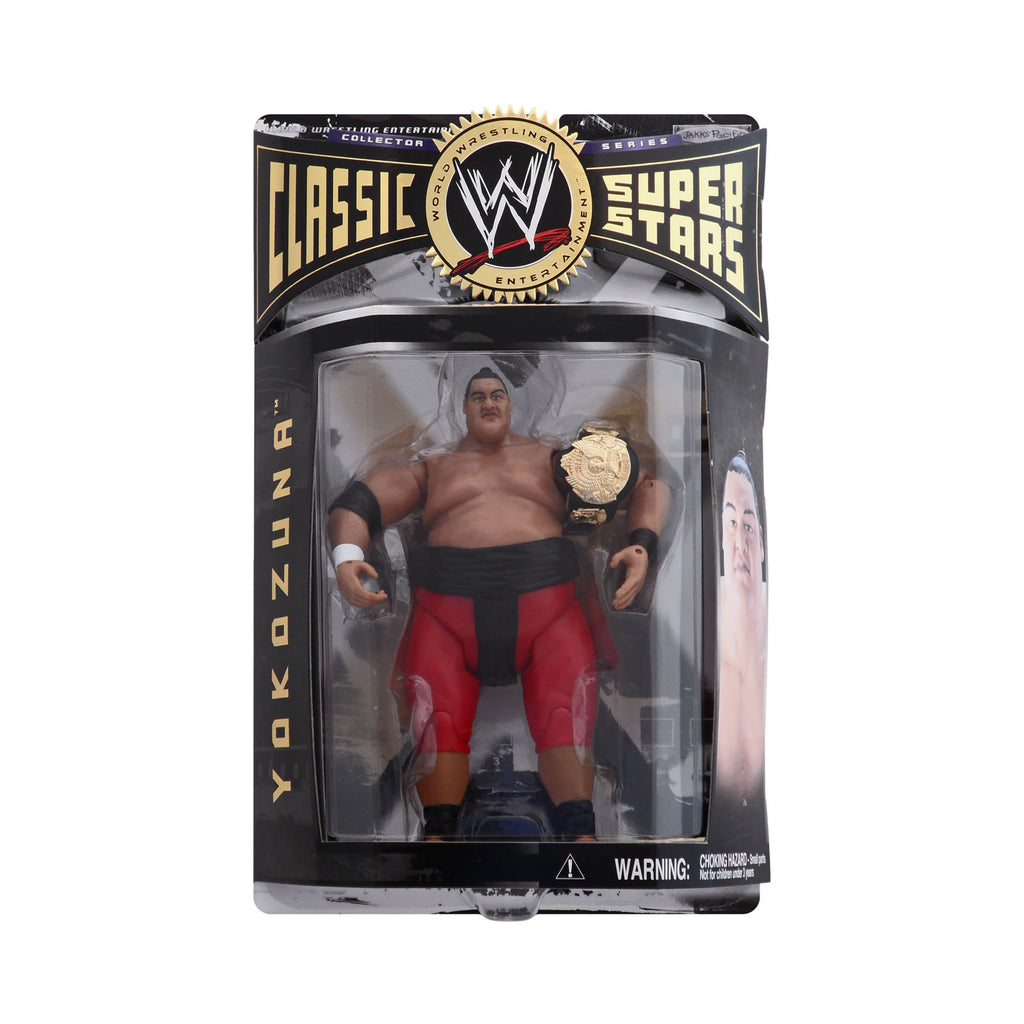 Classic WWE Superstars Series 4 Yokozuna