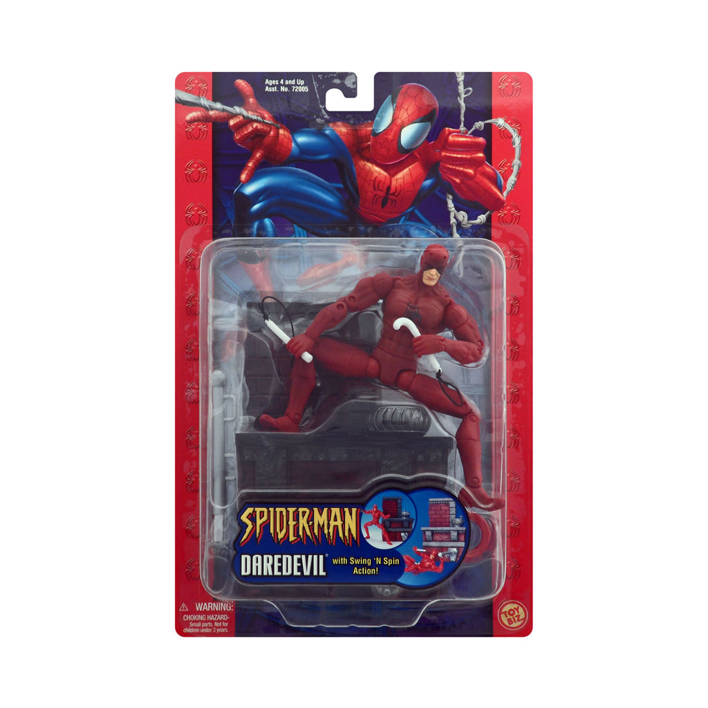 Daredevil with Swing 'N Spin Action from Spider-Man