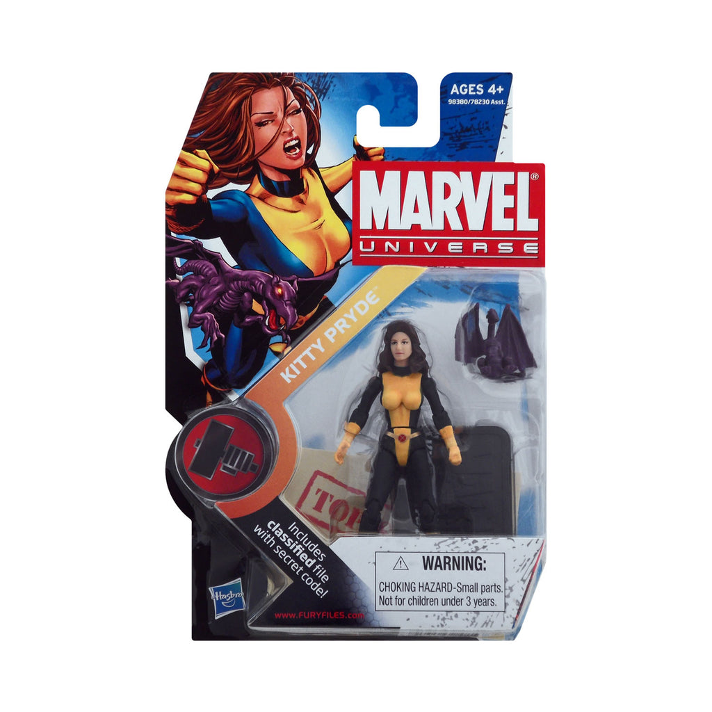 Marvel Universe Series 2 Figure 17 Kitty Pryde