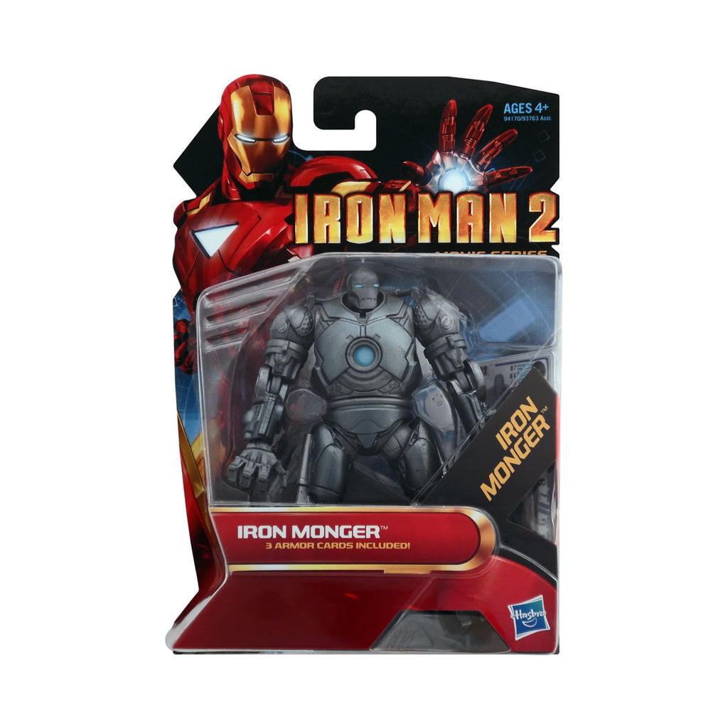 Iron Man 2 Movie Series Iron Monger