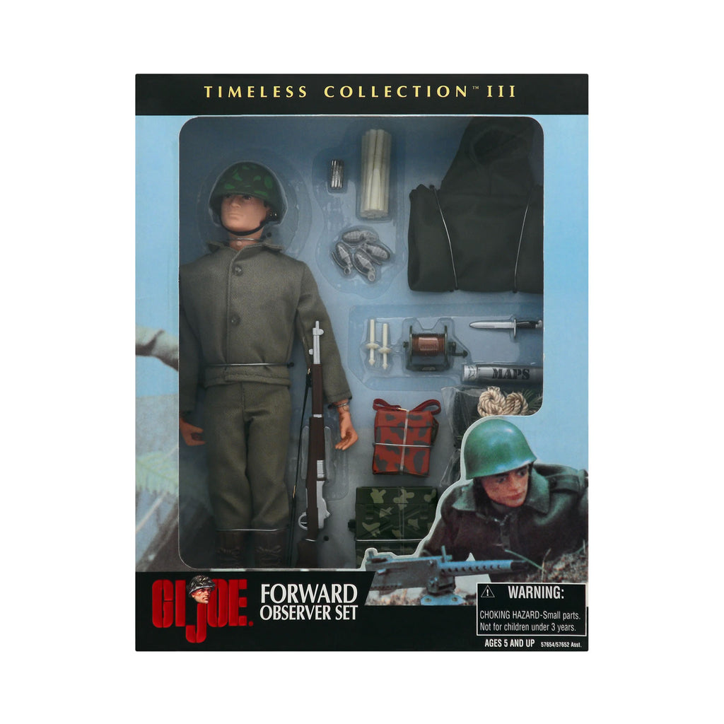 G.I. Joe Forward Observer Set