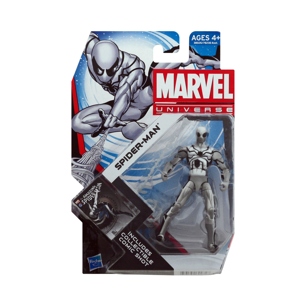 Marvel Universe Series 4 Figure 14 Future Foundation Spider-Man