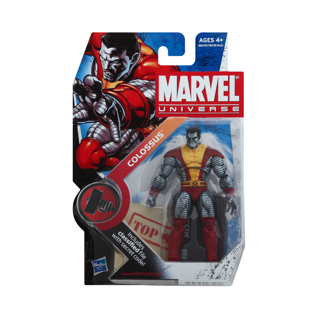 Marvel Universe Series 2 Figure 13 Colossus