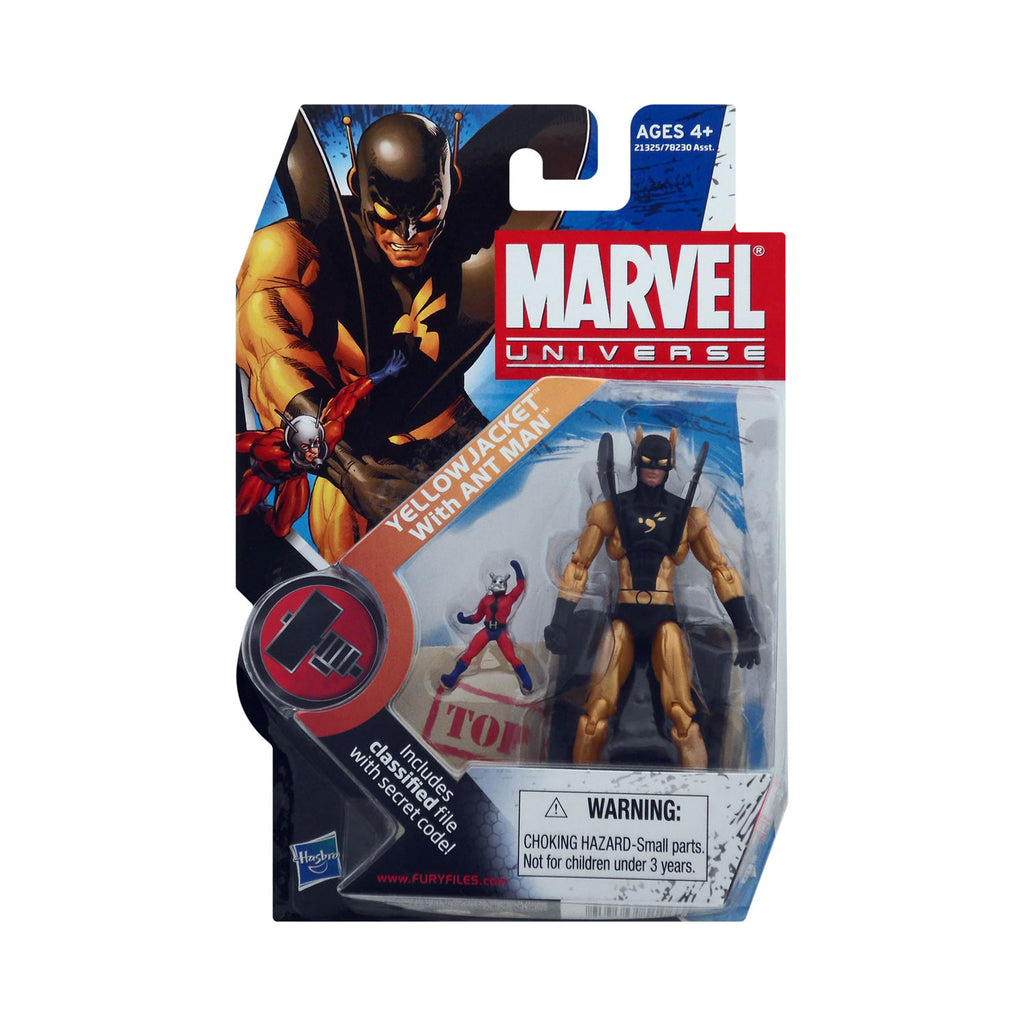 Marvel Universe Series 2 Figure 32 Yellowjacket