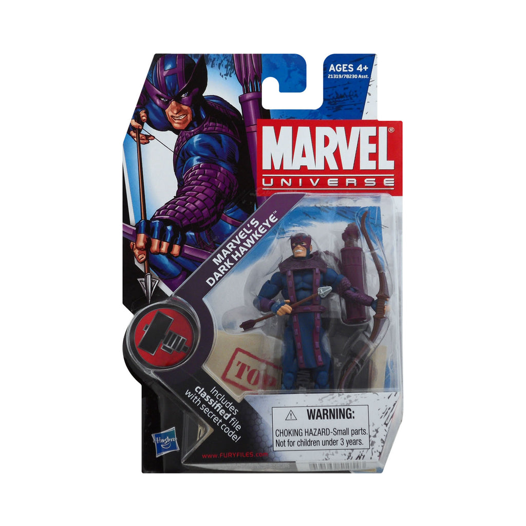 Marvel Universe Series 2 Figure 31 Marvel's Dark Hawkeye