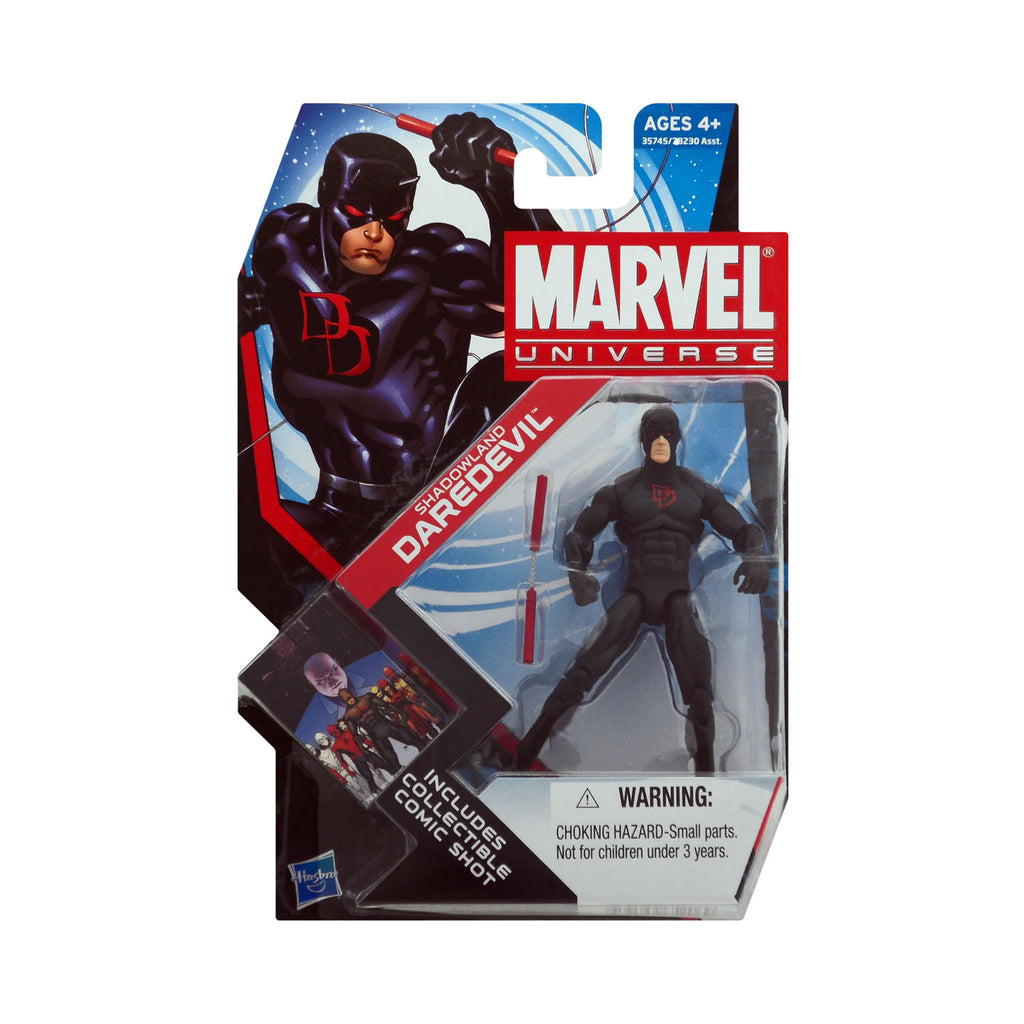 Marvel Universe Series 4 Figure 4 Shadowland Daredevil
