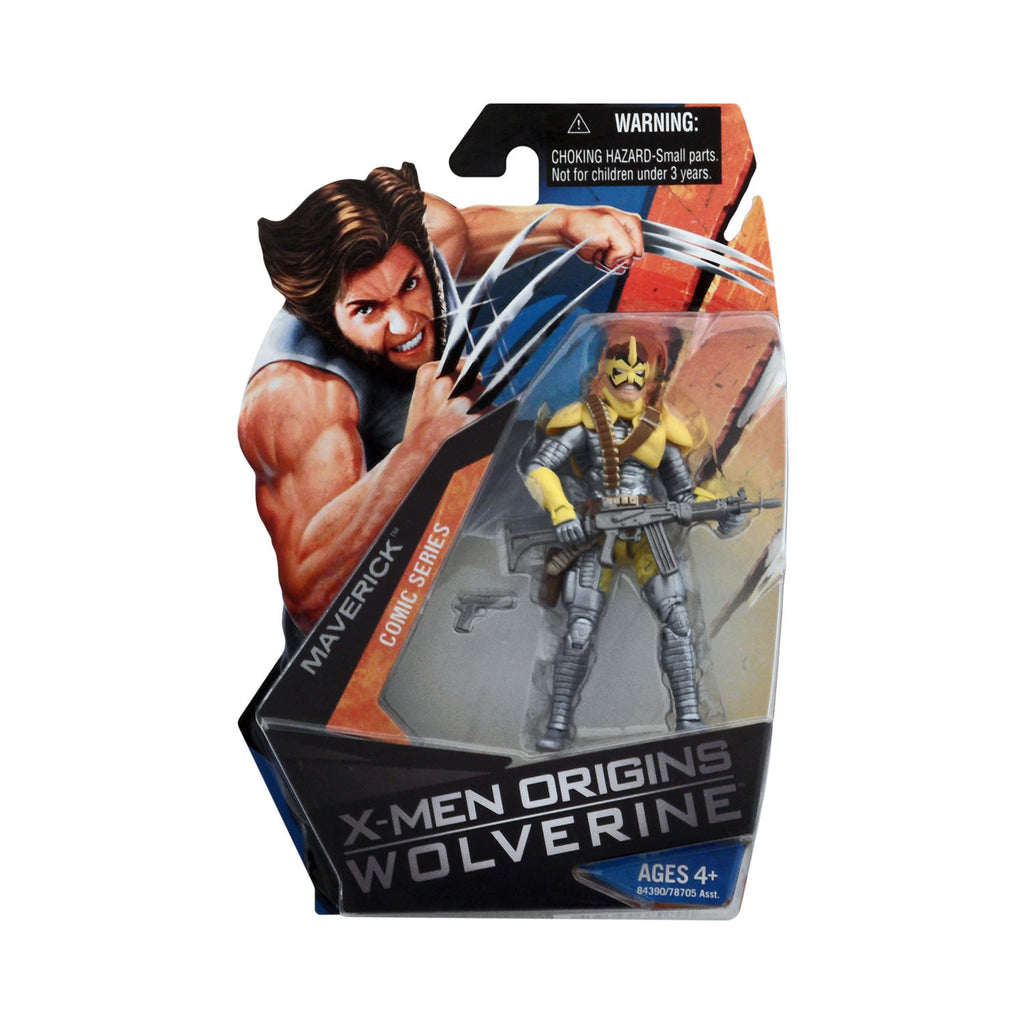 X-Men Origins: Wolverine Maverick (Comic Series)