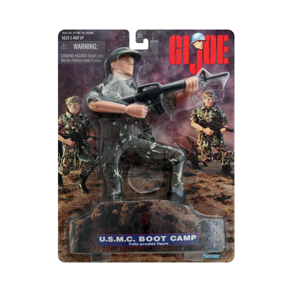 G.I. Joe U.S.M.C. Boot Camp (Caucasian)