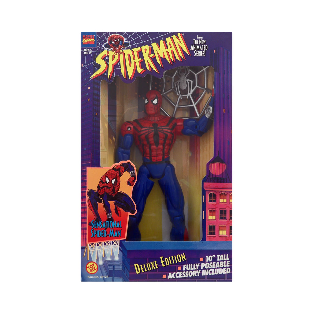 Spider-Man Deluxe Edition Sensational Spider-Man