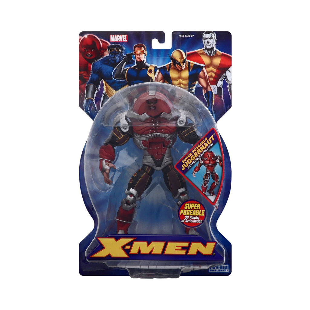 Super Poseable Juggernut from Marvel's X-Men