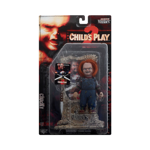 Chucky from Movie Maniacs Series 2