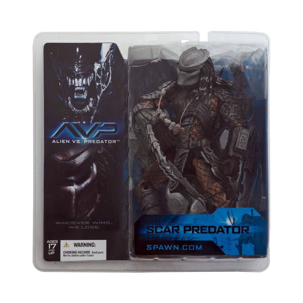 Scar Predator from Alien vs. Predator