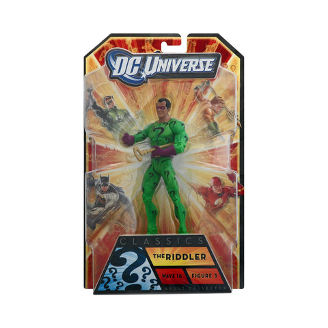 DC Universe Classics Wave 16 The Riddler