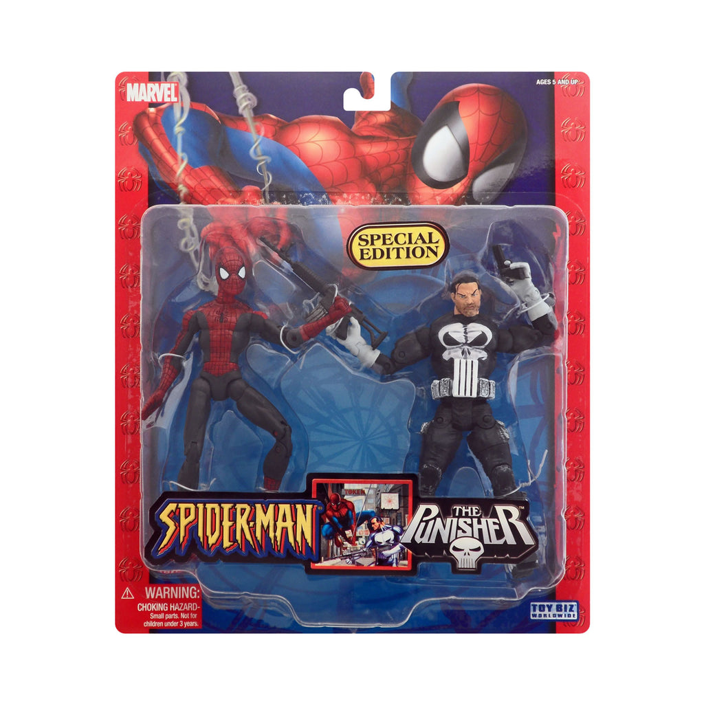 Spider-Man vs. The Punisher Special Edition from Spider-Man
