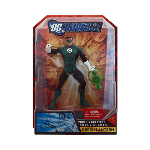 DC Universe World's Greatest Super Heroes Green Lantern