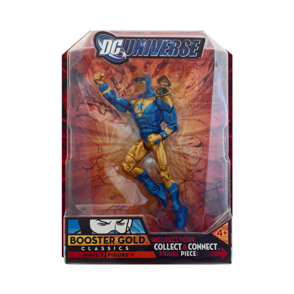 DC Universe Classics Wave 7 Booster Gold (no collar)