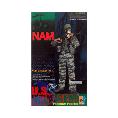 "Dragon NAM U.S. Navy Seal Program Phoenix ""Oscar"""