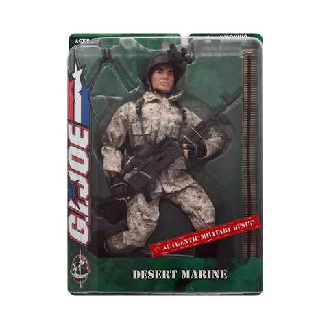 G.I. Joe Desert Marine (Asian)