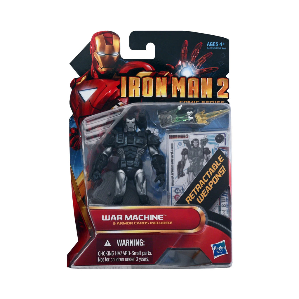 Iron Man 2 Comic Series War Machine