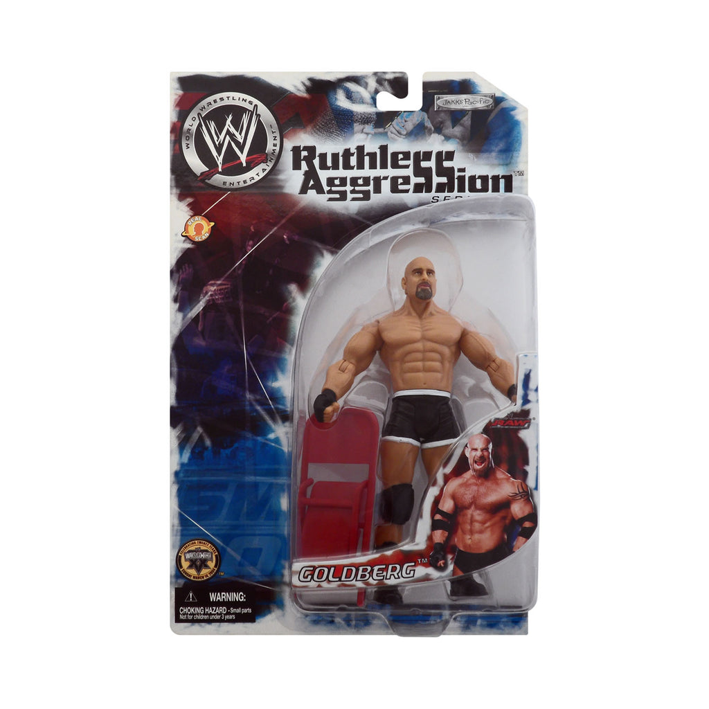 WWE Ruthless Aggression Series 6 Goldberg
