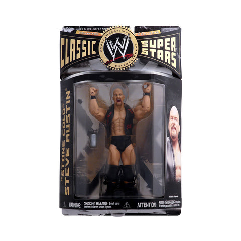 "Classic WWE Superstars Series 18 ""Stone Cold"" Steve Austin"