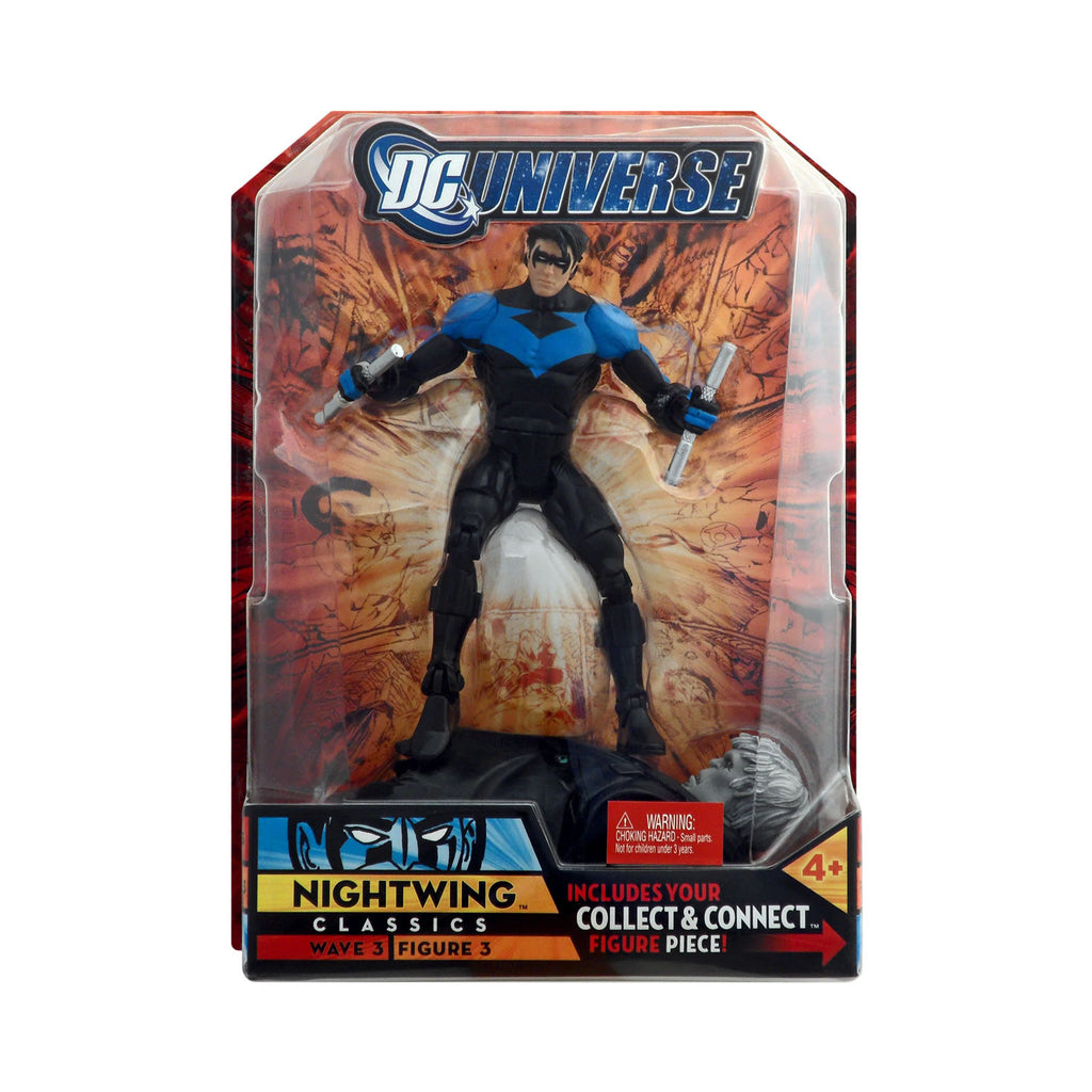 DC Universe Classics Wave 3 Nightwing