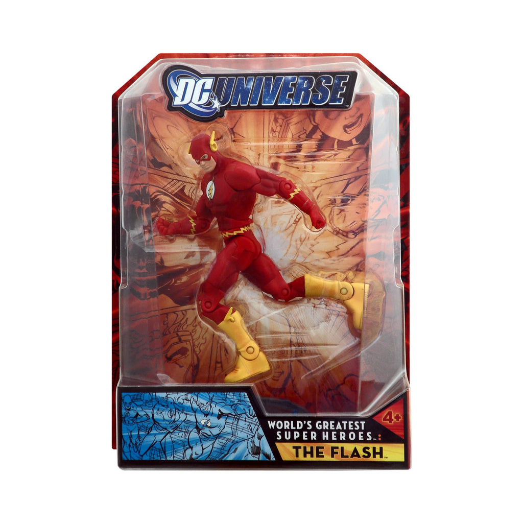 DC Universe World's Greatest Super Heroes The Flash