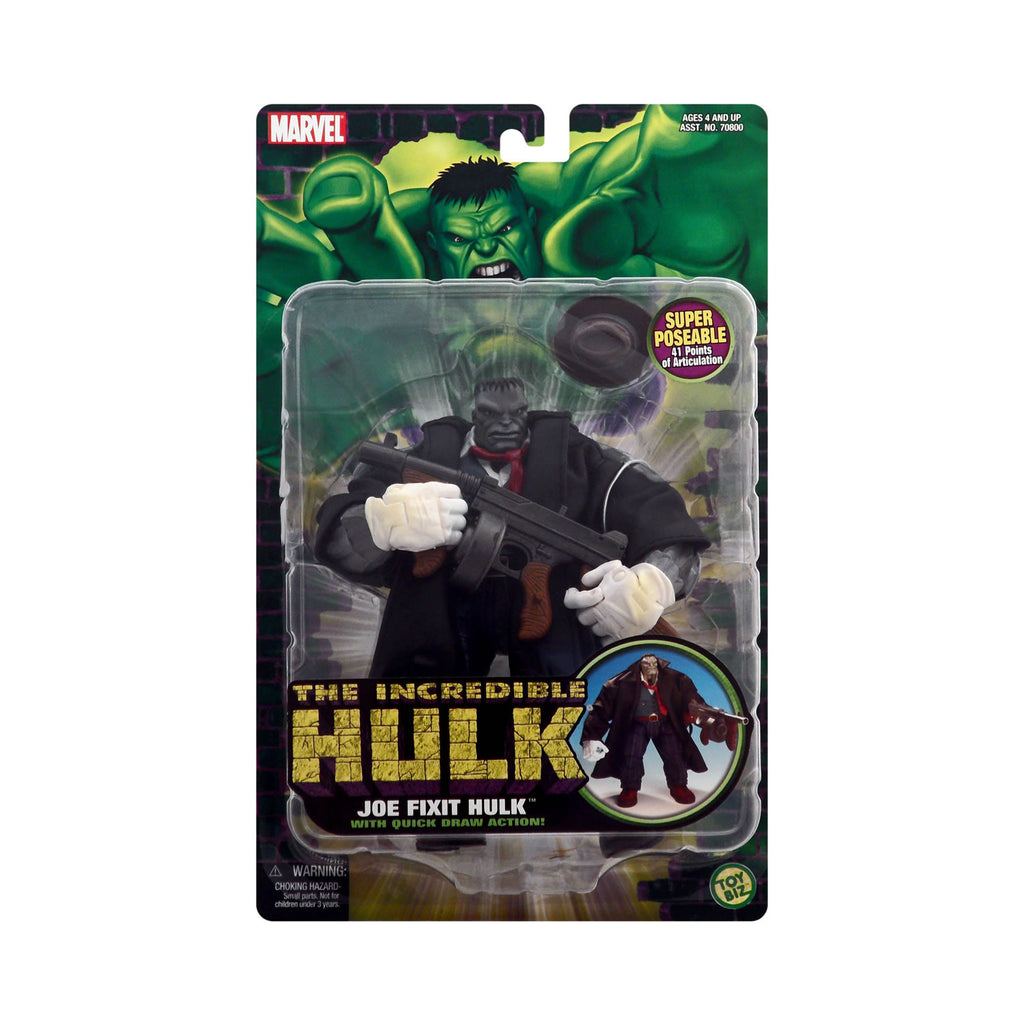 Joe Fixit Hulk from the Incredible Hulk