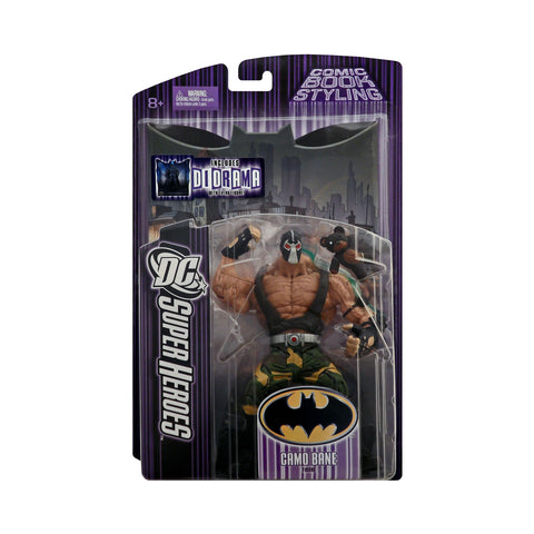DC Superheroes S3: Select Sculpt Series Camo Bane
