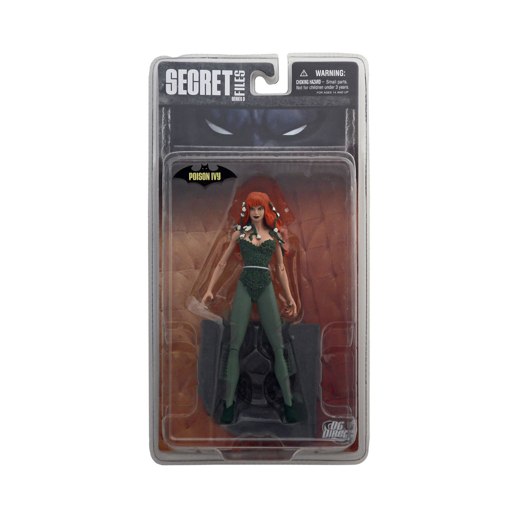 Secret Files Series 3 Poison Ivy from DC Direct