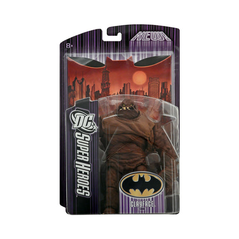 DC Superheroes S3: Select Sculpt Series Clayface