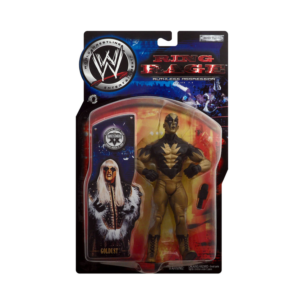 WWE Ruthless Aggression Series 7.5 Goldust
