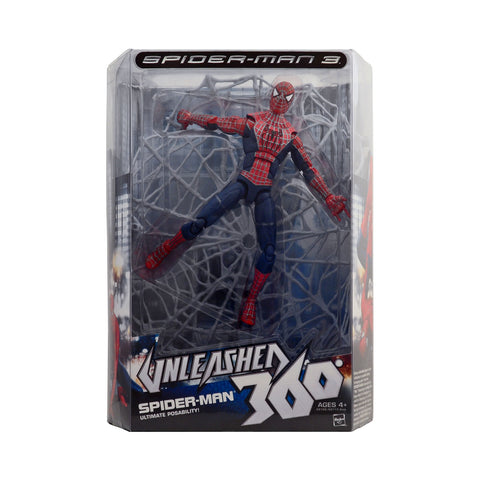 "8"" Spider-Man from Spider-Man Unleashed 360"