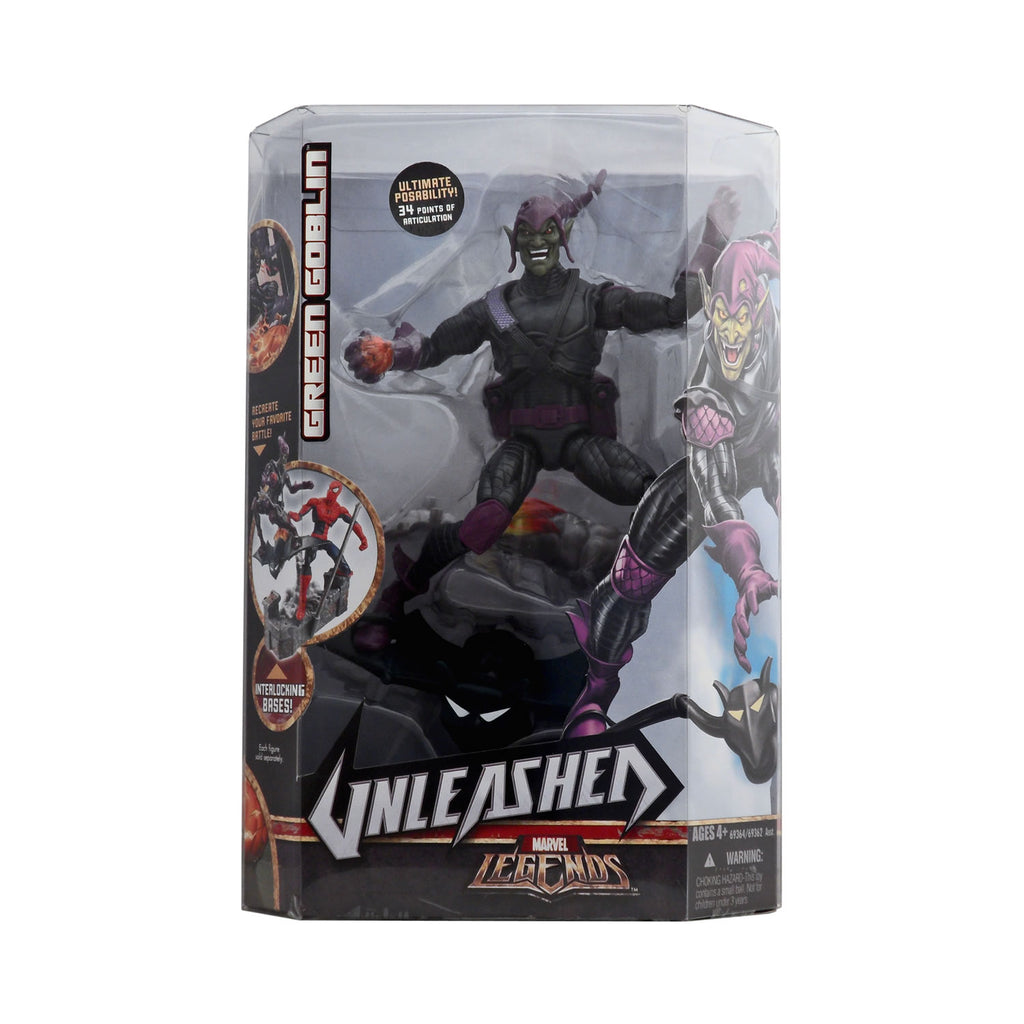 "8"" Green Goblin from Marvel Legends Unleashed"