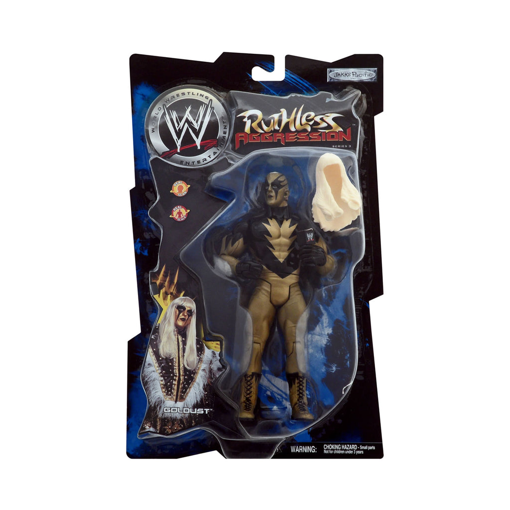 WWE Ruthless Aggression Series 3 Goldust