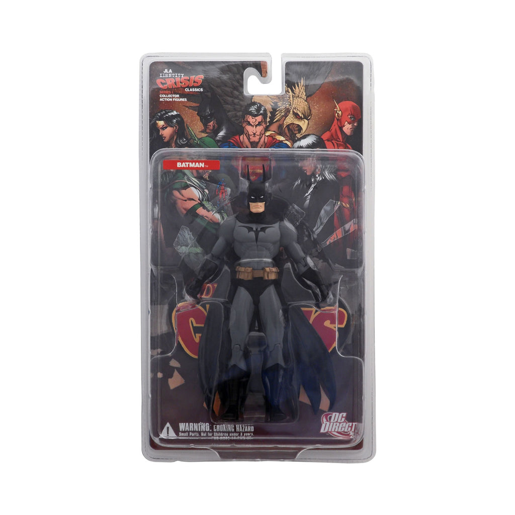 JLA Identity Crisis Classics Series 1 Batman from DC Direct